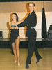 Ian Waite and Louise Garvie Dance